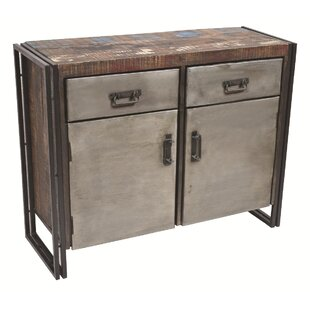 Marguerite 2 Drawer Accent Cabinet by 17 Stories