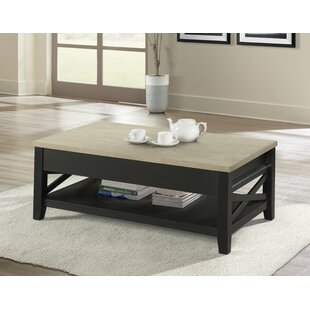 Cornman Lift Top Coffee Table