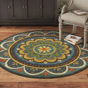 Owensboro Blue Area Rug by Darby Home Co