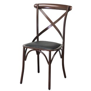 Unique X Back Dining Chair by DHC Furniture