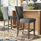 Snowhill 25 Bar Stool by Gracie Oaks