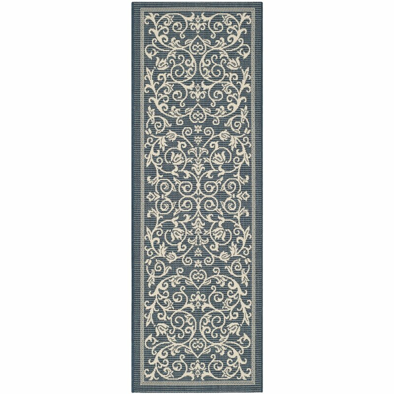 Winston Porter Herefordshire Floral Tufted Area Rug Reviews Wayfair