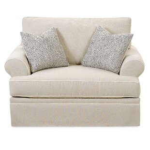 Affordable Price Francis Chair and a Half by Klaussner Furniture Reviews (2019) & Buyer's Guide