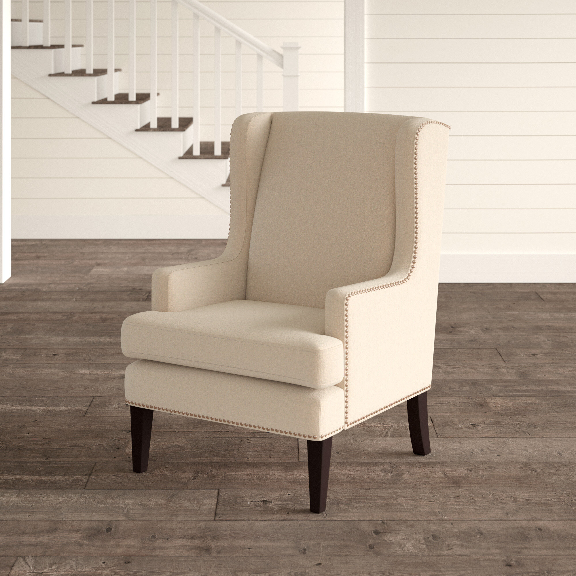 Stupendous Barrett Wingback Chair Pdpeps Interior Chair Design Pdpepsorg