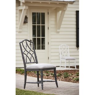 Viet Upholstered Dining Chair (Set of 2) Bayou Breeze