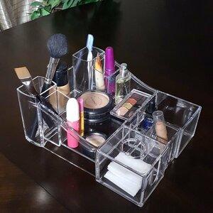 Luxury Makeup Cosmetic Organizer