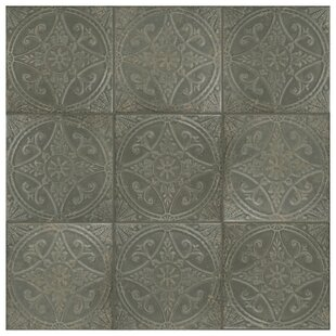 Castile 13 X Ceramic Field Tile In Black