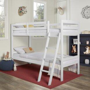 Logan Mini Twin Over Twin Bunk Bed