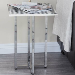 Frankie Contemporary End Table