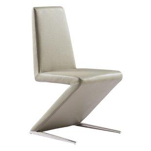 Beason Parsons Chair (Set of 2) (Set of 2) by Orren Ellis