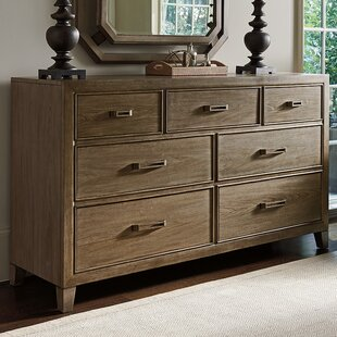 Cypress Point 7 Drawer Media Chest