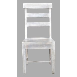 Maliyah Solid Wood Dining Chair (Set of 2)