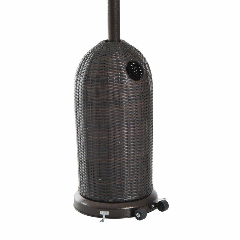 ashley propane signature patio heater design outdoor btu pdx peachstone by