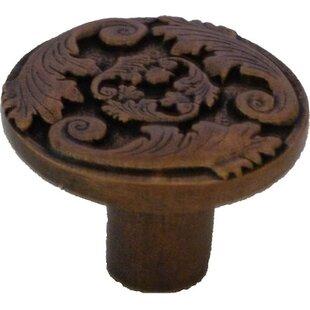 Acanthus Mushroom Knob