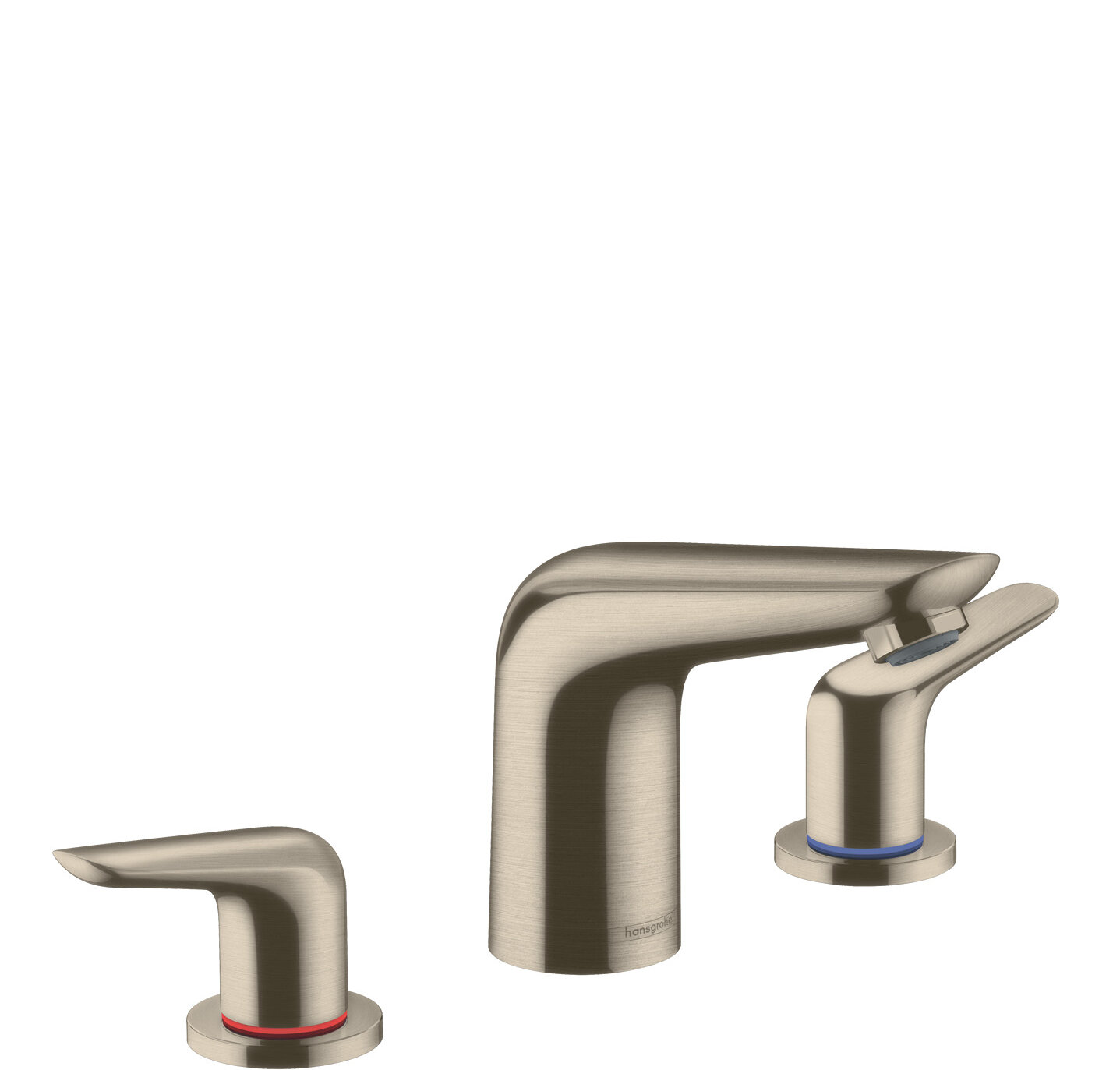 Hansgrohe Focus N Low Flow Water Saving Widespread Bathroom Faucet With Drain Assembly Wayfair