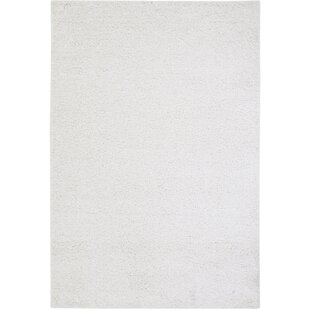Justine White Area Rug By Latitude Run