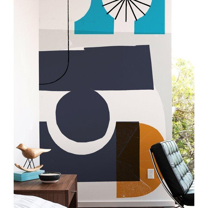 8 X 72 Matte Peel And Stick Wallpaper Roll
