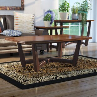 Scaggs 3 Piece Coffee Table Set By World Menagerie