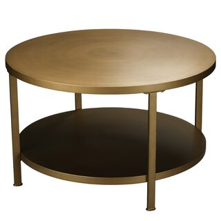Alloy Coffee Table in Antique Brass Metal by Jamie Young Company SKU:BC275671 Guide