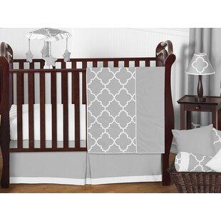 Inexpensive Trellis 11 Piece Crib Bedding Set BySweet Jojo Designs