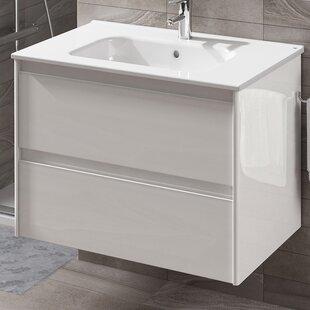 Ambra 40 Single Bathroom Vanity Set By WS Bath Collections