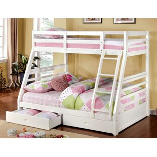 Price comparison Hetton Twin Bunk Bed by Harriet Bee Reviews (2019) & Buyer's Guide