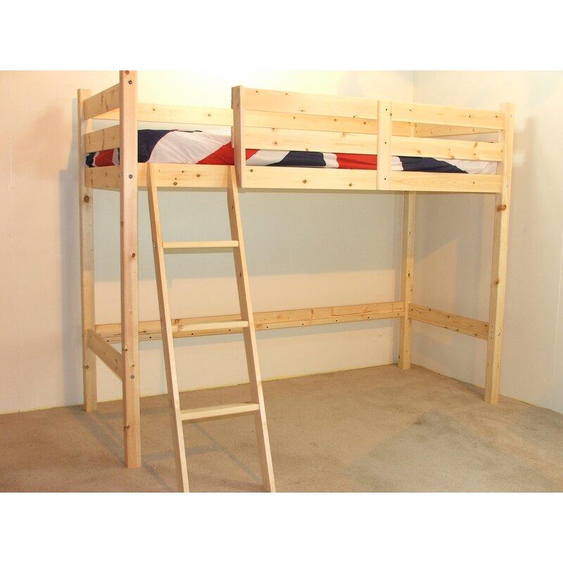 Just Kids Dorset Loft Bed Reviews Wayfair Co Uk