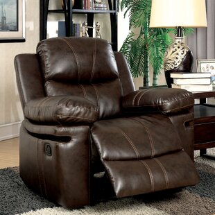 Best Litchfield Manual Recliner by Red Barrel Studio Reviews (2019) & Buyer's Guide
