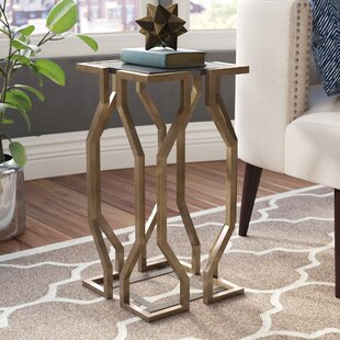 Lundstrom Geometric End Table
