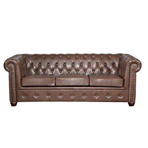 3-Sitzer Sofa Oxford von Home & Haus