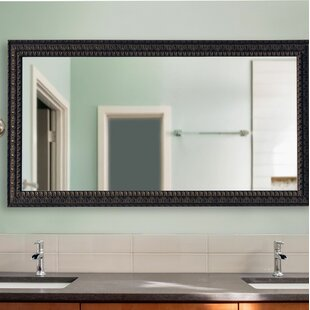 Best Reviews Derrall Embellished Double Vanity Wall Mirror By Astoria Grand