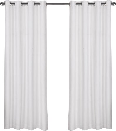 Molly Solid Blackout Thermal Grommet Curtain Panels
