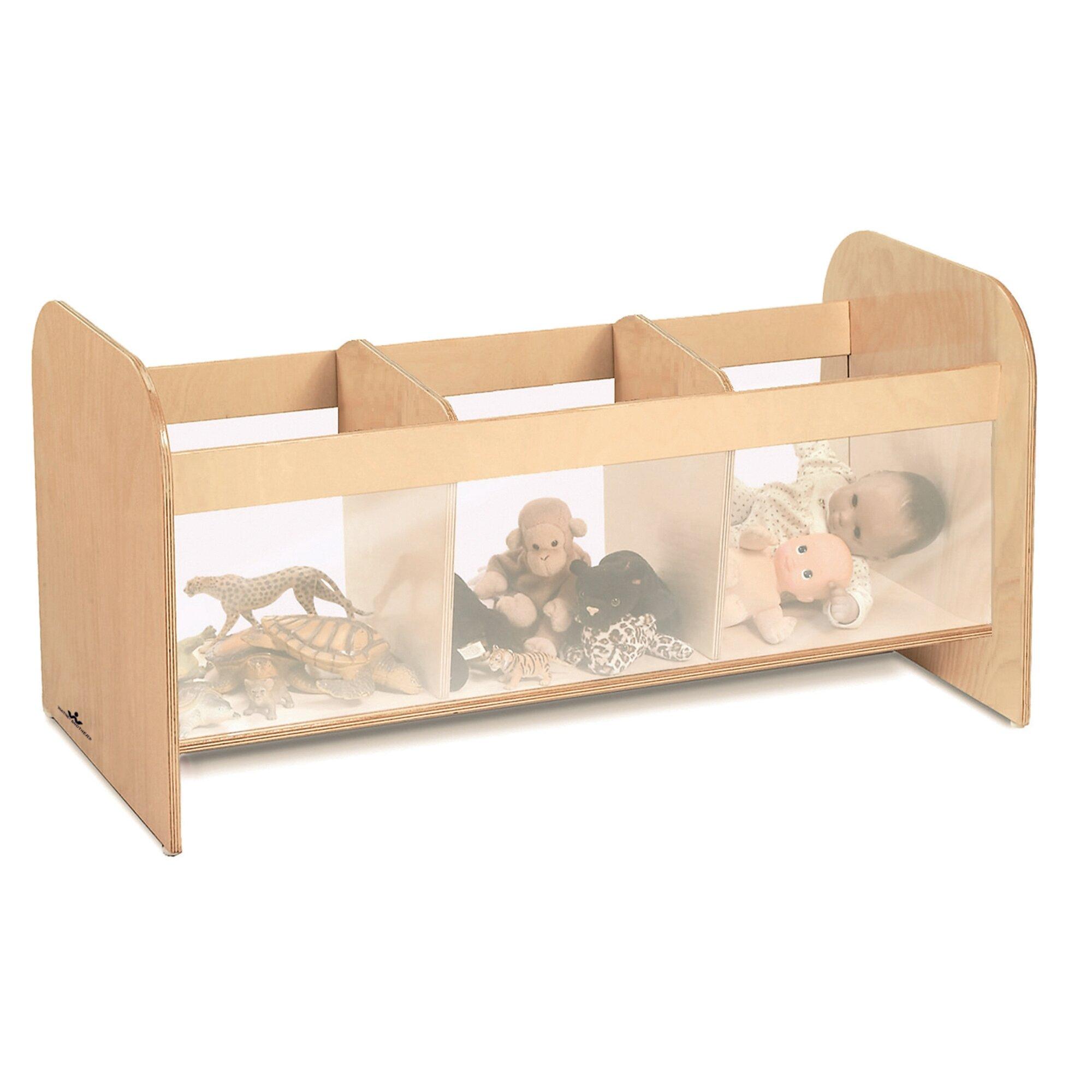 Whitney Bros. Toy Storage Box & Reviews   Wayfair
