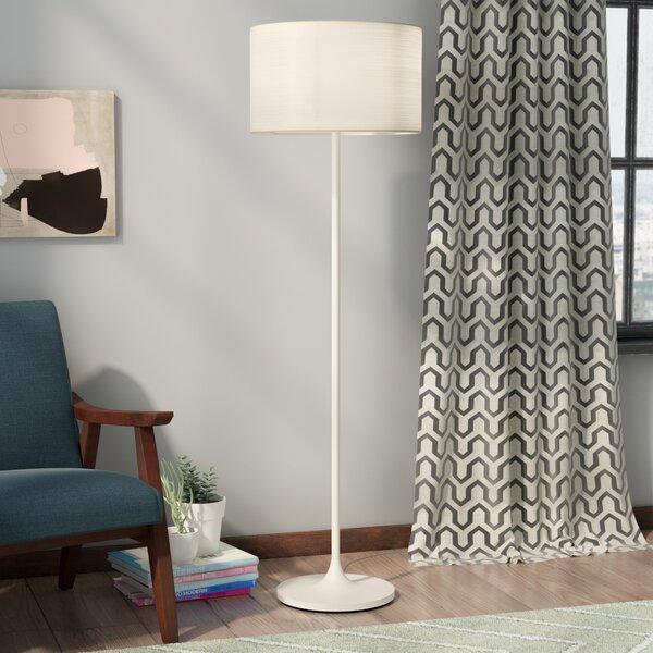 Langley Street Karen 60 Quot Floor Lamp Amp Reviews Wayfair