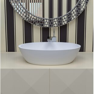 Find a Sensuality Oval Vessel Bathroom Sink By Aquatica
