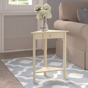 Toby End Table With Storage August Grove