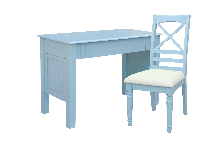 Rosecliff Heights Markovich Desk and Chair Set | Wayfair