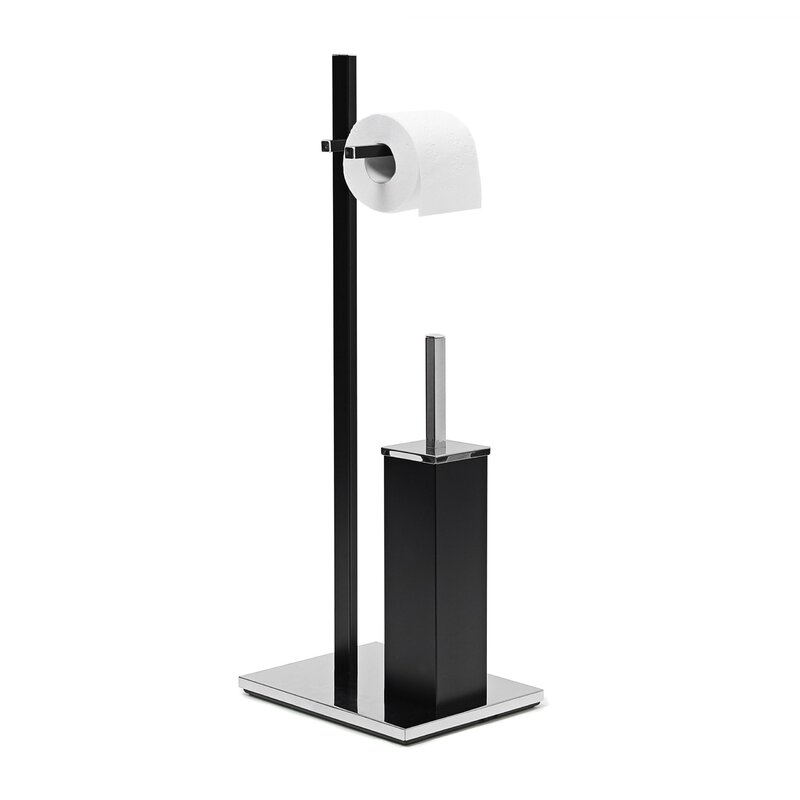 Tucan Freestanding Toilet Paper Holder Stand & Reviews | AllModern | 800x800