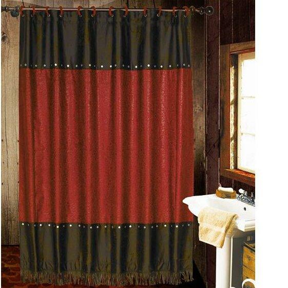 Loon Peak Applewood Shower Curtain Reviews