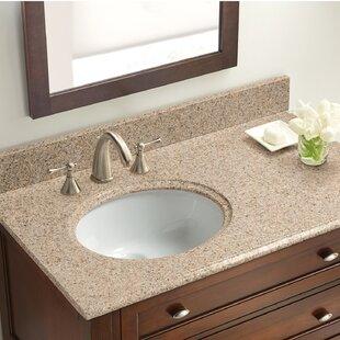 Left Side Sink Vanity Top Wayfairca