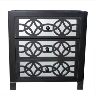 Incroyable Karratha 3 Drawer Accent Chest