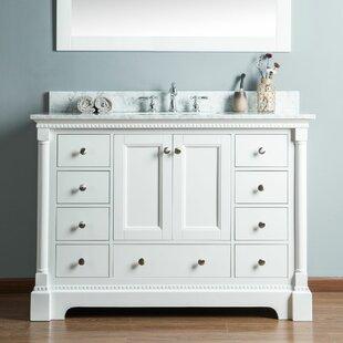 Rayleigh 48 inch  Single Bathroom Vanity Set