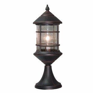 Compare & Buy Bella Luce 1-Light Bollard Light By eTopLighting