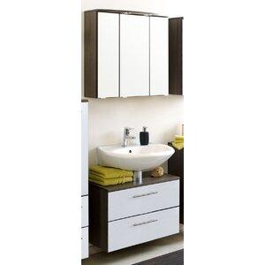 Held Möbel 2-tlg. Badezimmer-Set Marinello