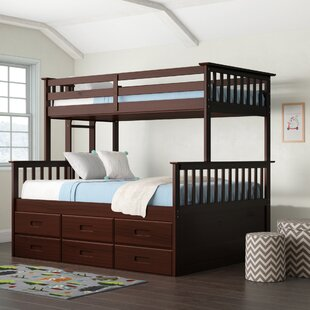 Sandra Bunk Bed with Trundle