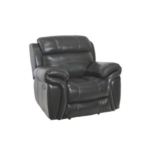 Gautier Leather Manual Recliner
