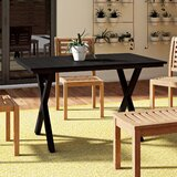 Galina Plastic/Resin Dining Table