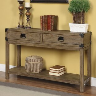 Coupon Chasity 2 Drawer Console Table By Mistana
