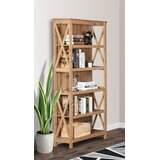 Hagberg Standard Bookcase by Gracie Oaks