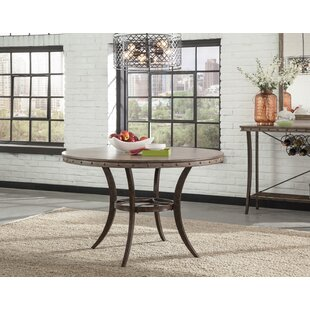 Compare Luxton Round Dining Table By Loon Peak